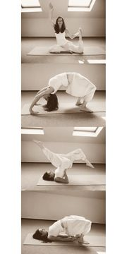 Rückenyoga - Der Rücken atmet auf -