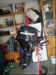 Mercury 9 9 PS Bootsmotor