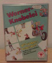 Werner-Knobelei WÄNA verrücktes Legespiel