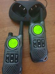 Motorola PMR Twinpack TLKR T8