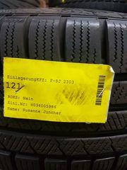 Gebrauchte Boxster Reifen