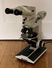 Zeiss Microscope Jenalab -Pol Microscope