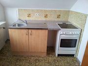 Gut erhaltene Küchenzeile