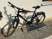 Cube Delhi Pro Trekkingrad Fahrrad