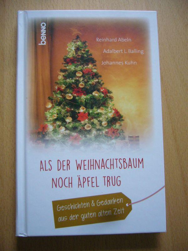 Buch Als der Weihnachtsbaum noch