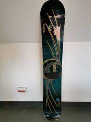 Snowboard made in Österreich