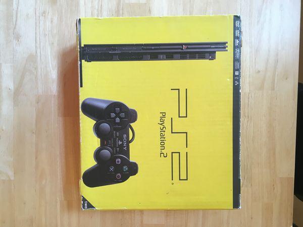 PlayStation 2 slim Sammler Zustand