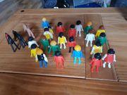 Alte Playmobil Figuren