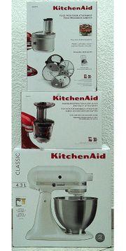 Kitchen Aid Küchenmaschine Komplettschäppchen