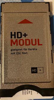 HD Plus Modul mit Karte