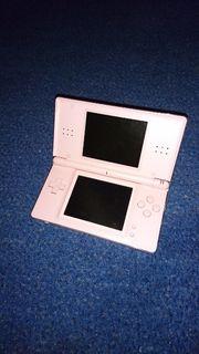 Nintendo DS Lite Spiele zu