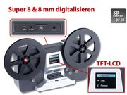 8mm Filmscanner-Digitalisierer
