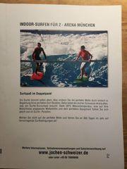 Gutschein Indoor-Surfen für 2 Jochen