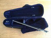 Geigenkoffer 1 4 und Bogen