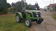 Allrad Traktor 25