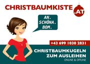 Christbaum Schmuck Deko Weihnachten Kugeln