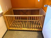 Kinderbett Pinolino Natura