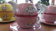Wunderschöne Teetassen