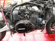 GPZ900R Motor Getriebe Rahmen Mod