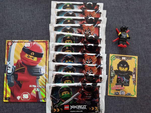 LEGO Ninjago Trading Cards - Serie