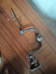 Antike Handbohrmaschine Handbohrer