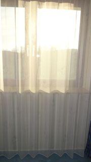 Gardine Vorhang