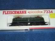 Fleischmann 7334 Spur N E-Lokomotive