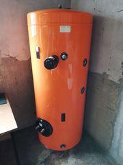 Verkaufe unbenützten Standspeicher-Boiler der Firma