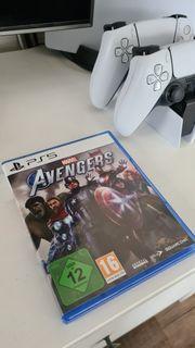 Playstation 5 Marvel Avengers