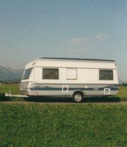 Wohnwagen Fendt Platin 496 TF