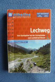 Lechweg Hikeline Wanderführer