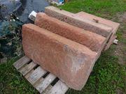 Sandsteine - Sandsteinplatten - Sandsteinquader