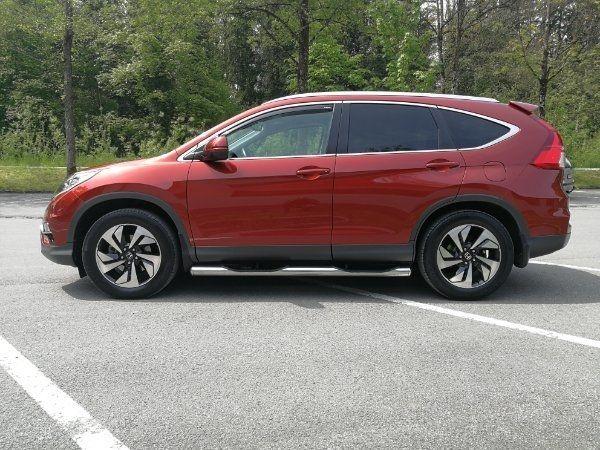 Honda CRV Allrad