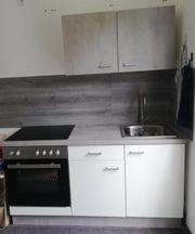 Neuwertige Single Küche