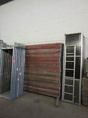 Gerüst Baugerüst Fassadengerüst 2 5m