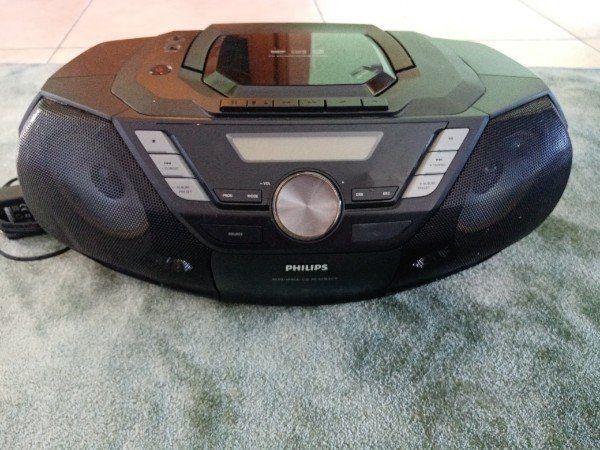 CD soundmachine PHILIPS