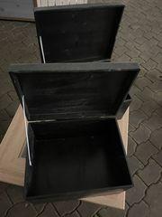 Kisten für Aufbewahrung zum Beispiel
