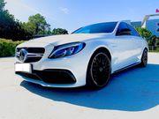 Mercedes-Benz C63 AMG Nightpaket Speedshift