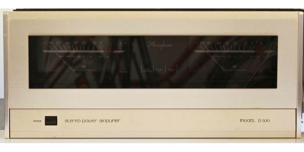 Accuphase P500 Endverstärker Gehäuse Komplett