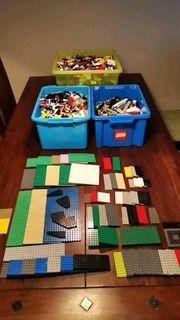 Lego Konvolut 16 7kg