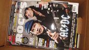 Rocks- Zeitschrift mit CDs