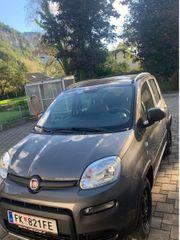 Fiat Panda 4x4 nur 1300km
