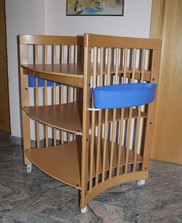 Stokke Care Wickeltisch
