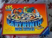 Ravensburger Spiel Labyrinth der Ringe