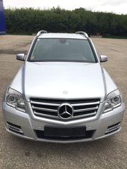 Mercedes GLK 220 CDI 4matik