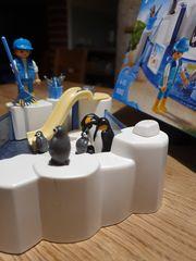 Playmobil Pinguingehege