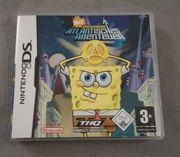 SpongeBob s Atlantisches Abenteuer Nintendo