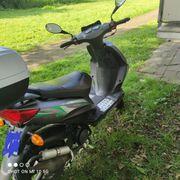Keeway RY 6 Mofa Roller