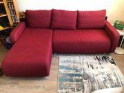 Couch mit Liegefunktion