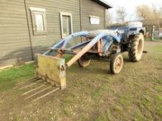 Traktor Hanomag Oldtimer